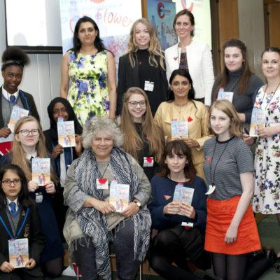 Miriam Margolyes, Aneeta Prem, Vineeta Thornhill, Freedom charity