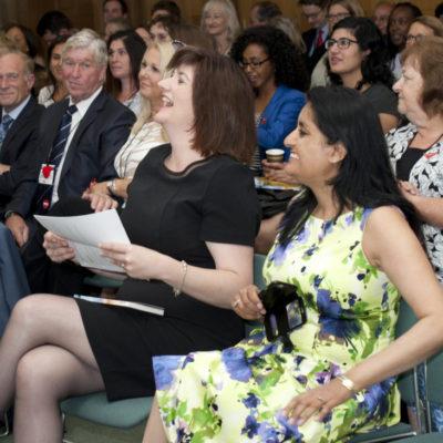 Nicky Morgan MP, Vineeta Thornhill, Cut Flowers FGM book, freedom Charity , aneeta Prem